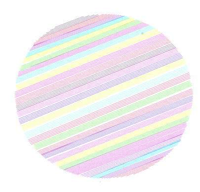 lined-circle