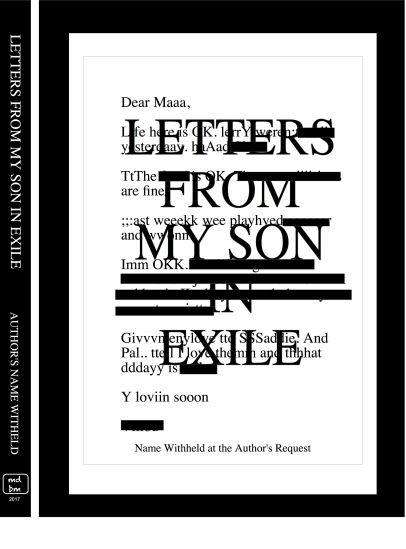 Letters from My Son in Exile