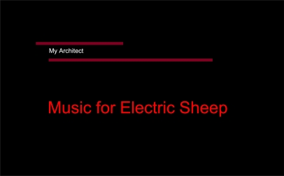 Music for Electric Sheep