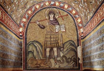Christ-_as_warrior_unknow-artist