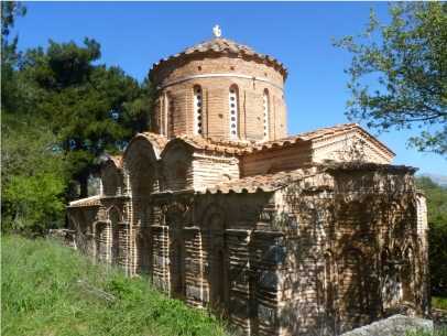 Church of Panagia Krina, Vaviloi, Chios